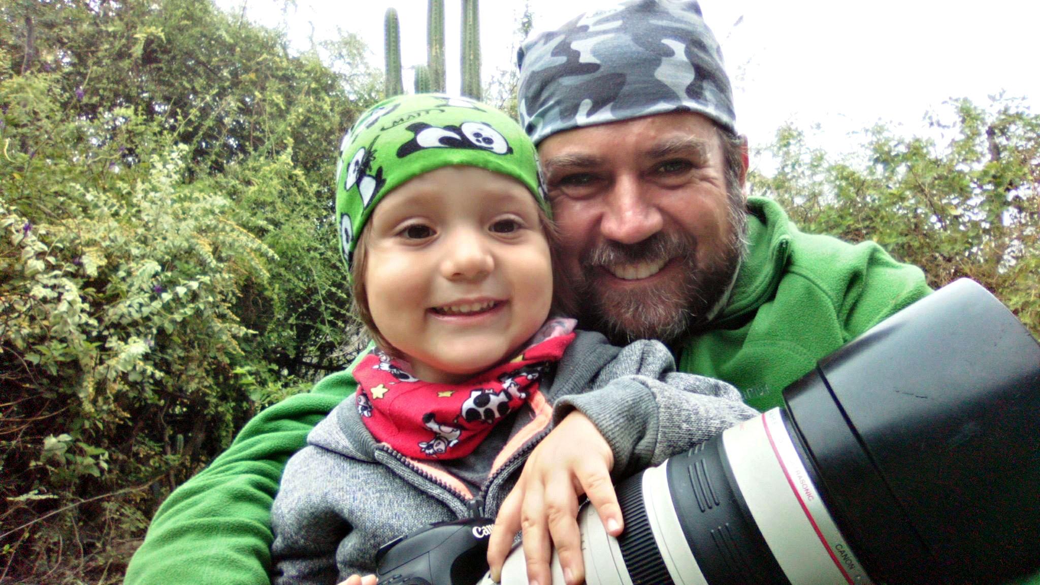 Un Viaje de Aprendizaje: Solos la Naturaleza, mi Hijo y Yo